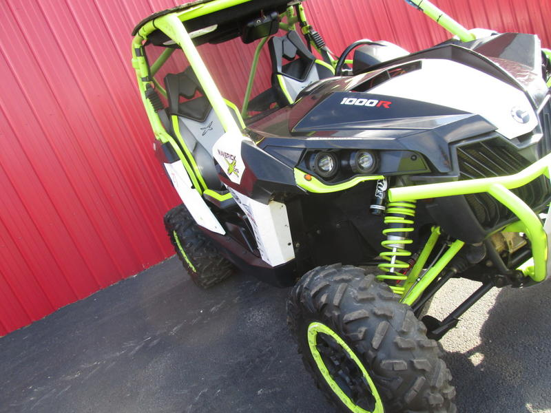 2015 Can-Am™ Maverick X ds 1000R 6