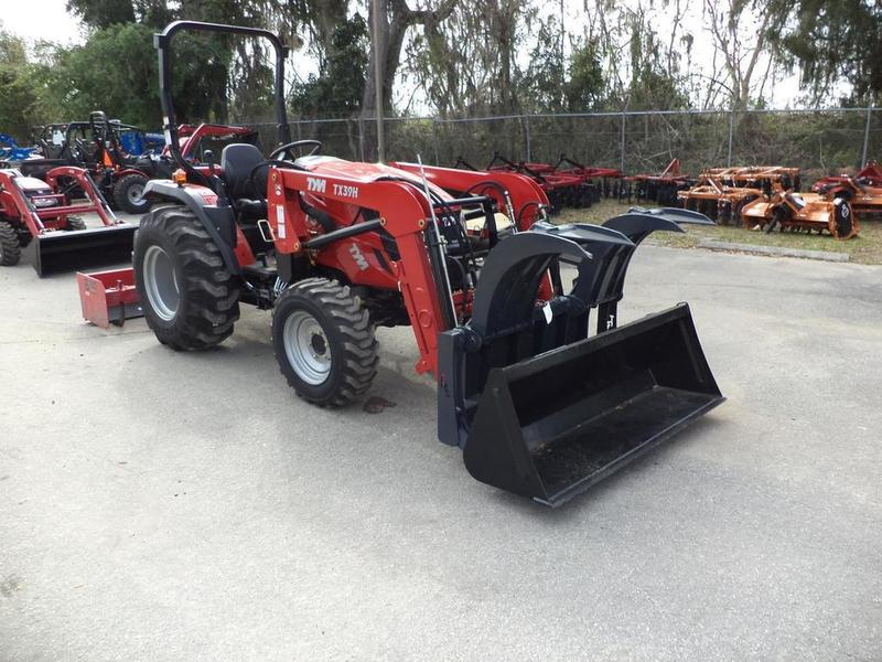 2019 TYM Tractors TYM Package