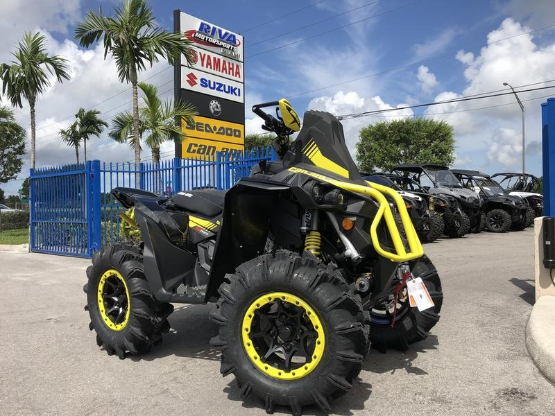 Can Am Renegade For Sale >> 2018 Can Am Renegade X Mr 1000r Riva Motorsports Miami