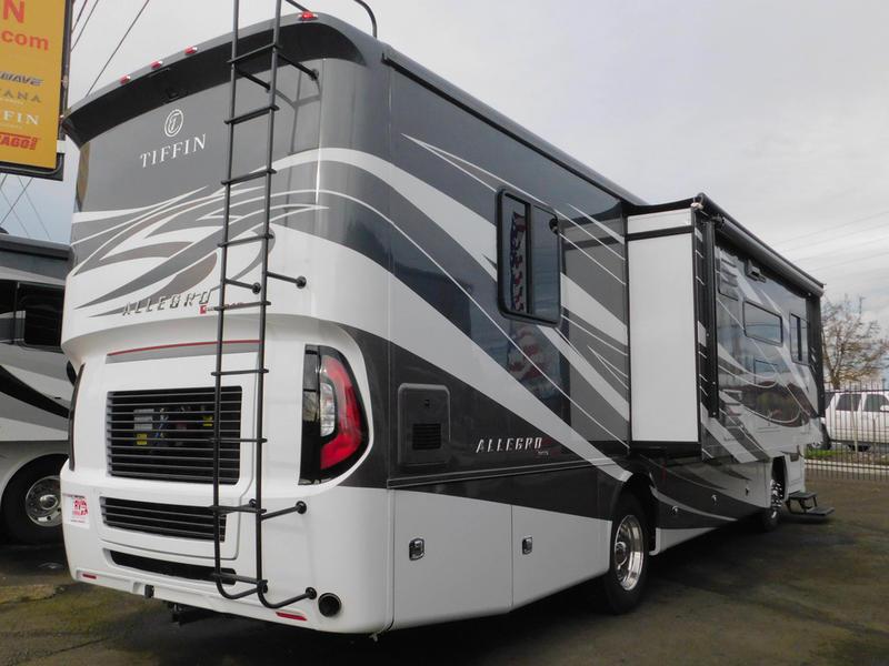 2020 Tiffin Motorhomes Allegro Red 340 33 Al The Rv Corral