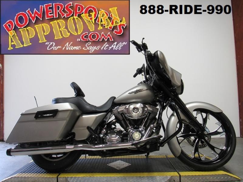 2007 Harley-Davidson FLHX - Street Glide 1