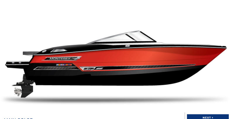 2019 MONTEREY 278SS for sale