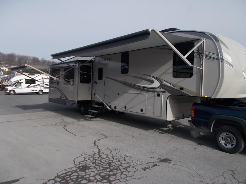 2018 Jayco Eagle Fifth Wheels 327CKTS Stock R1859