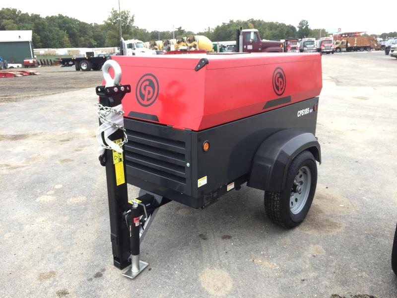 2017 CHICAGO PNEUMATIC CPS185-KD7 AIR COMPRESSOR 533331 Air Compressor
