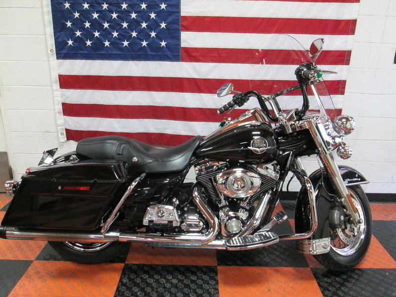 Stupendous 2009 Harley Davidson Flhr Road King Horny Toad Harley Alphanode Cool Chair Designs And Ideas Alphanodeonline