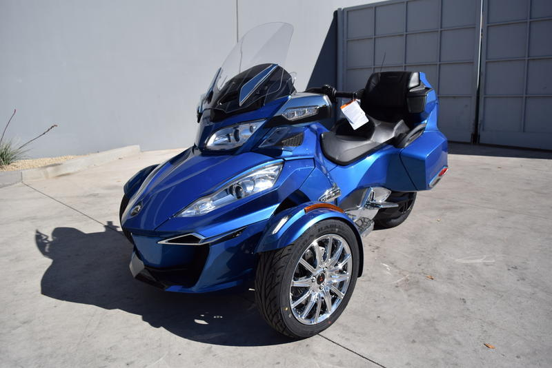 2018 can am spyder rt limited chrome ridenow chandler euro. Black Bedroom Furniture Sets. Home Design Ideas