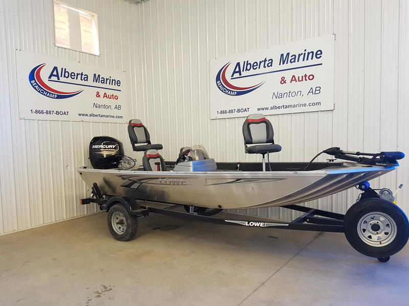 For Sale: 2018 Lowe Stryker 16 ft<br/>Alberta Marine