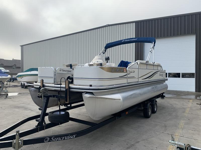 2006 Lowe boat for sale, model of the boat is 224 FISH & Image # 1 of 9