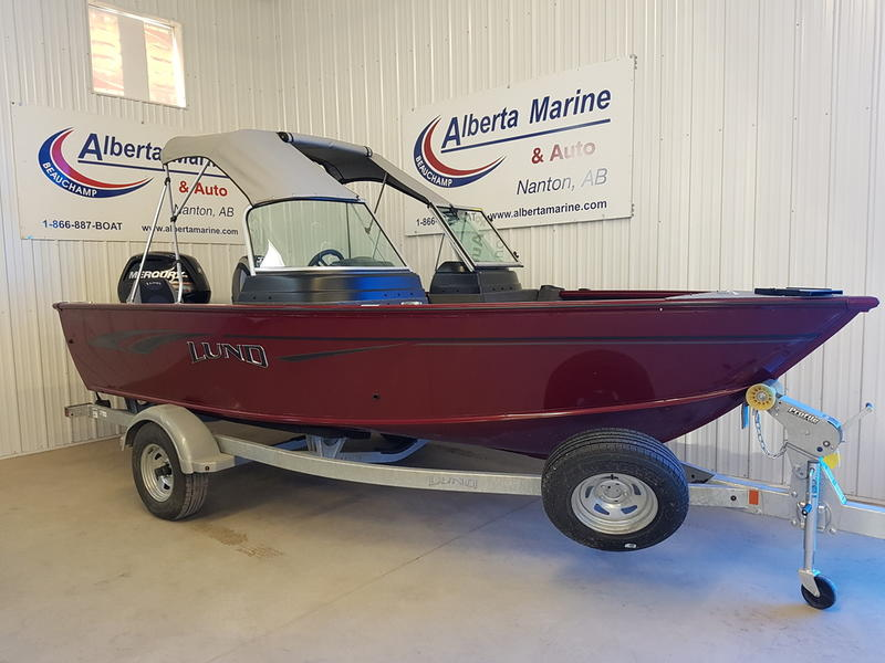 2019 Lund boat for sale, model of the boat is 1775 Impact Sport & Image # 1 of 7