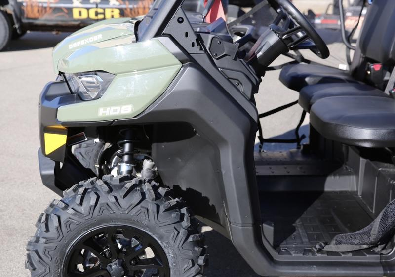 2018 Can-Am™ Defender DPS HD8 11