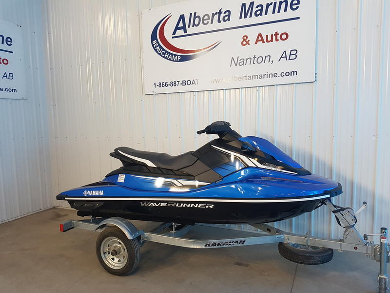 For Sale: 2018 Yamaha Ex Deluxe ft<br/>Alberta Marine