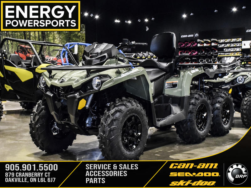 2019 Can-Am ATV Outlander™ Max 6x6 DPS™ 450 | 1 of 20