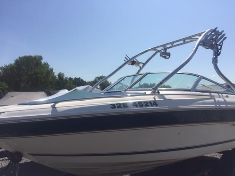 1999 SEA RAY 210 for sale