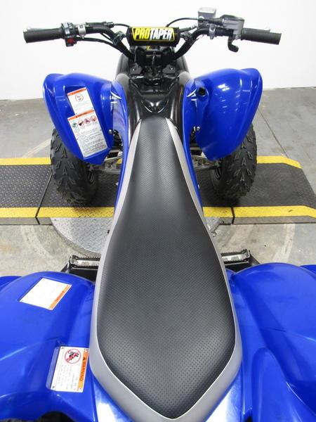 2009 Yamaha Raptor 700R 7