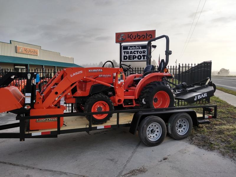 2018 Kubota L3901 HST 4WD Stock: L3901 Package | Futch's Tractor Depot