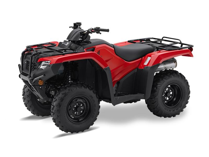 2019 Honda FourTrax Rancher 1