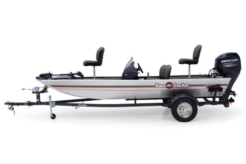 2020 Tracker® Boats BASS TRACKER® Classic 20-BassTracker