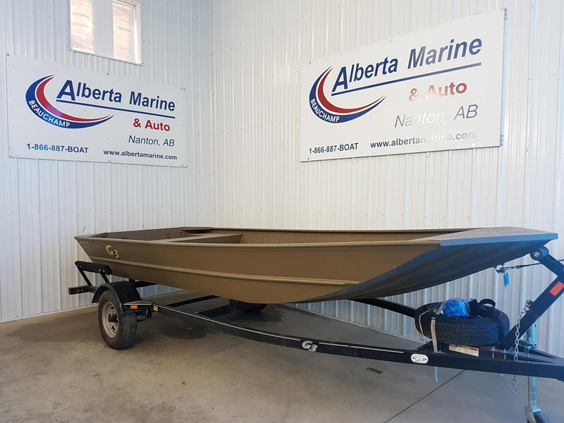 For Sale: 2018 G3 Boats 1652 Wsof ft<br/>Alberta Marine