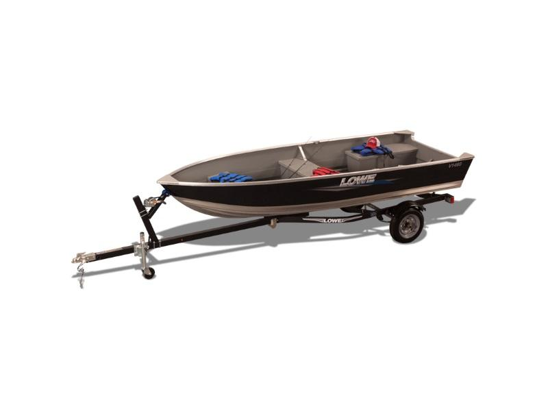 2018 Lowe boat for sale, model of the boat is V1460 & Image # 3 of 3
