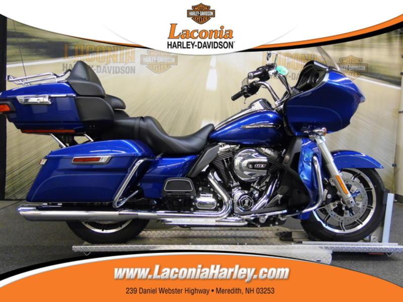 2016 Harley Davidson Fltru Road Glide Ultra Laconia Harley