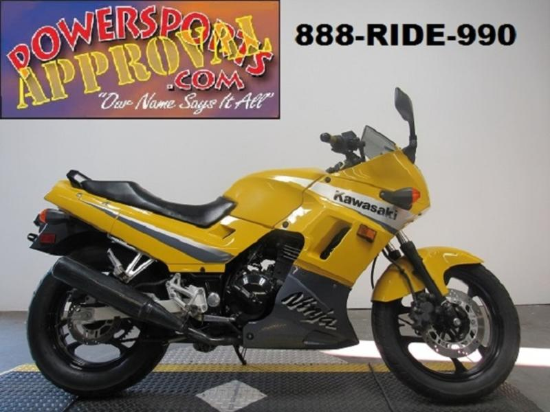 2004 Kawasaki Ninja 250 for sale 58933