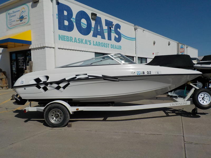 2004 CROWNLINE 180 BR for sale