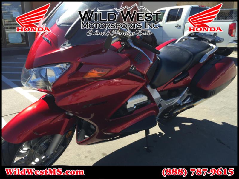 Wild West Honda >> 2008 Honda St1300 Abs Wild West Motorsports