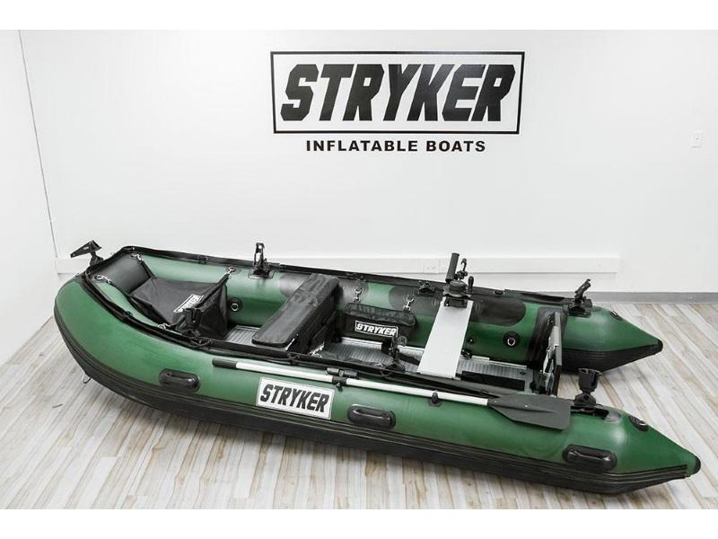 For Sale: 2018 Stryker Hunter Jet 420 ft<br/>Alberta Marine