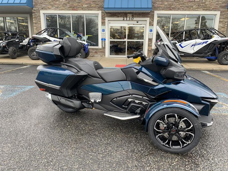 2020 can am spyder rt limited
