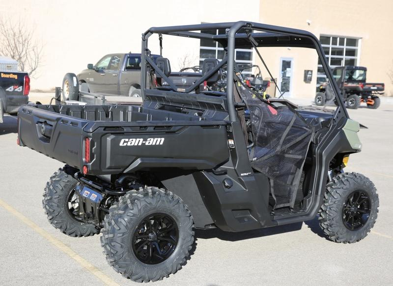 2018 Can-Am™ Defender DPS HD8 6