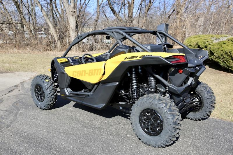 2018 Can-Am™ Maverick X3 X DS Turbo R 3