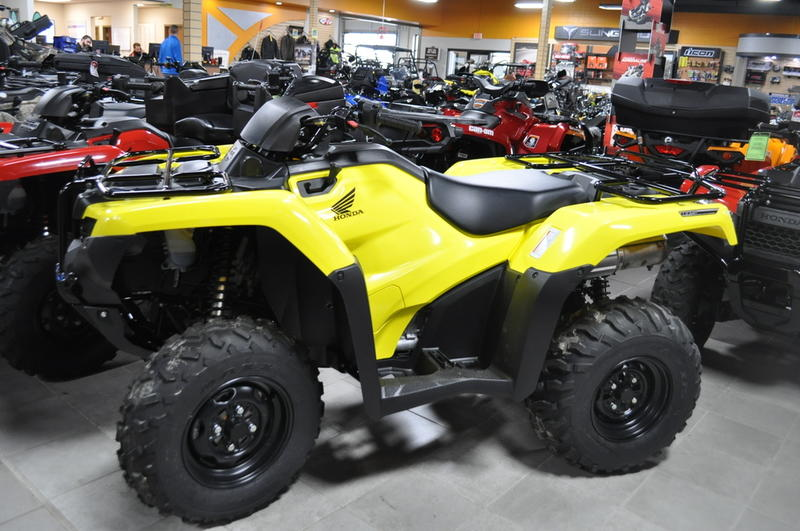 2018 Honda FourTrax Rancher 4x4 Automatic DCT IRS EPS for sale 58951