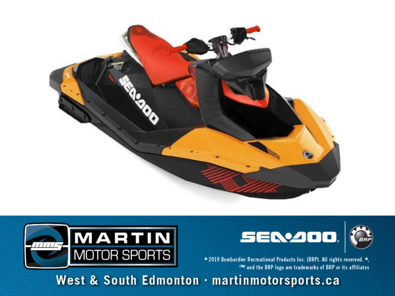 2019 Sea-Doo Spark® Trixx 2-up Rotax® 900 H O  ACE™ IBR