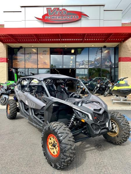 2018 Can-Am™ Maverick X3 MAX X rs TURBO R 2