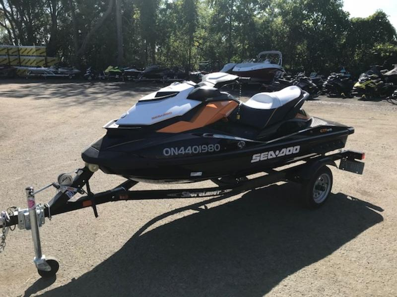 2014 Sea Doo PWC boat for sale, model of the boat is GTR 215 & Image # 1 of 3