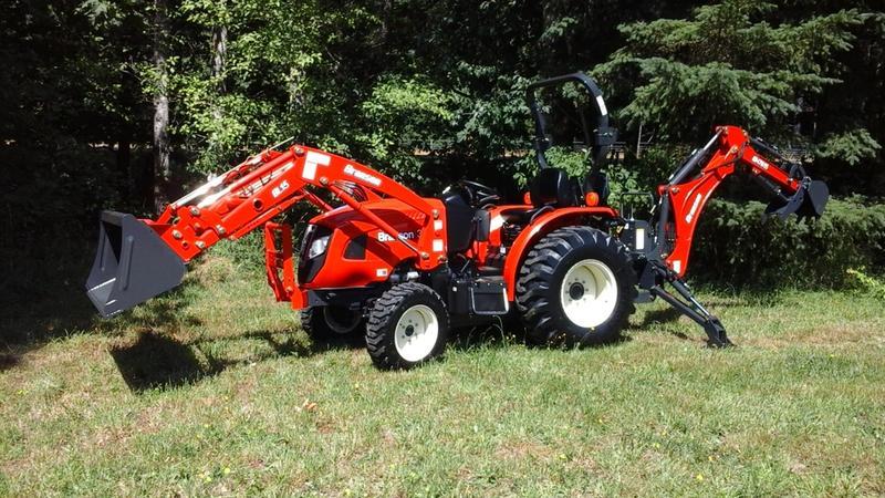 2019 Branson Tractors 3015H Stock: Tractors | Boulder Equipment