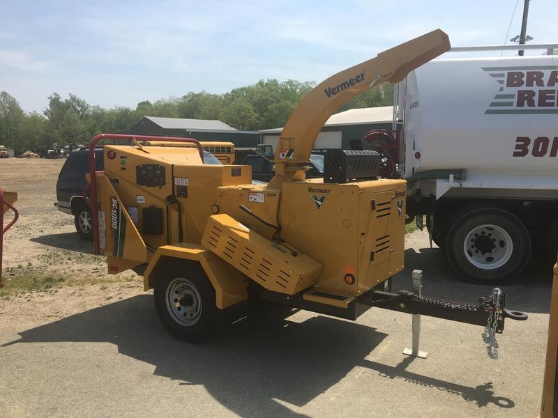 2018 VERMEER BC1000XL Forestry Equipment