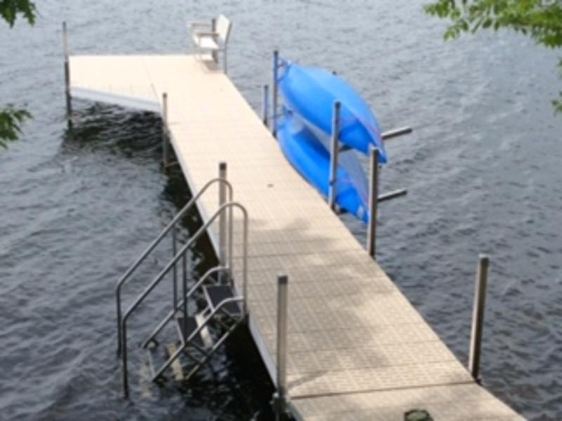 2020 Classic Roll In Aluminum Dock 4x16 Farm Island Repair And Marine