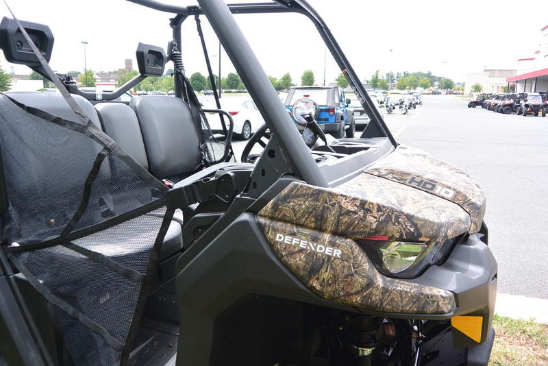 Ride Now Concord >> New 2018 Can-Am® Defender DPS HD10 Mossy Oak Break-Up ...
