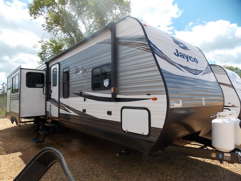 New  2019 Jayco Jay Flight 32RLOK Travel Trailer in  McComb, Mississippi