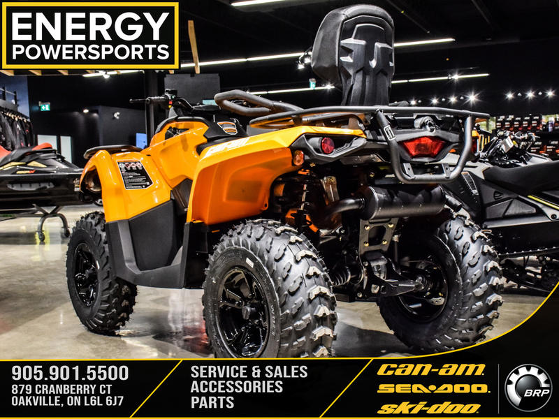 2019 Can-Am ATV Outlander™ MAX DPS™ 450 | 3 of 19