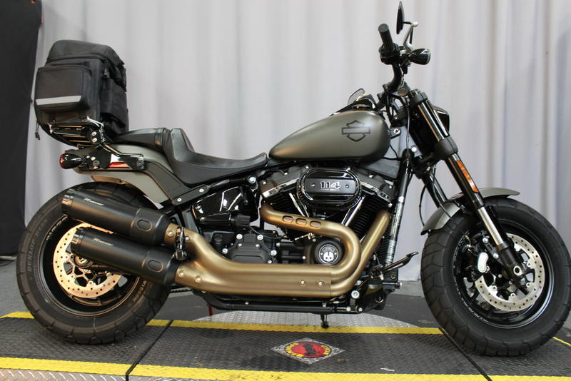 2018 Harley-Davidson® FXFBS - Softail® Fat Bob® 114 | Biggs HD®