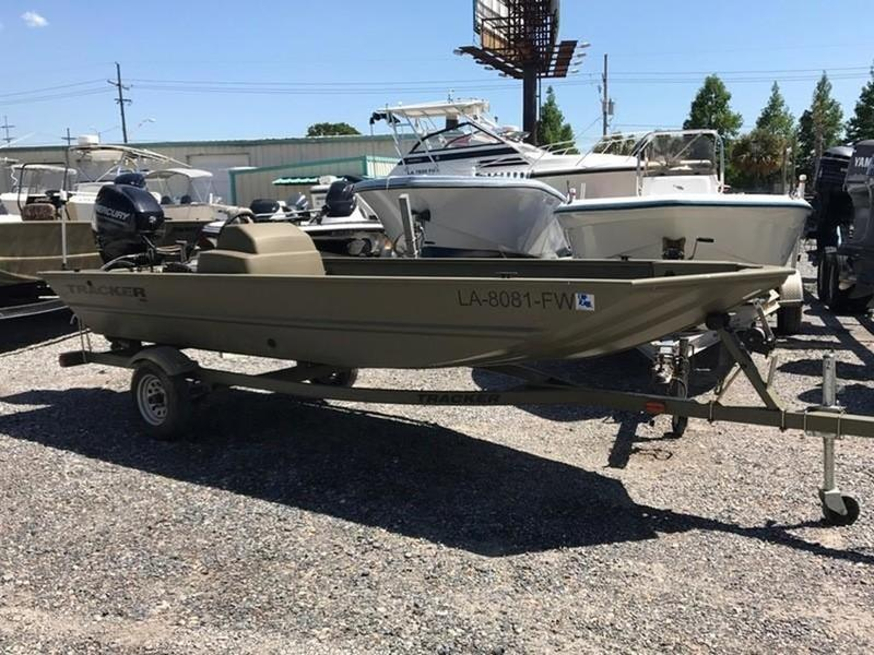 Used  2014 Tracker® Boats GRIZZLY 1648 SC Jon Boat in Marrero, Louisiana