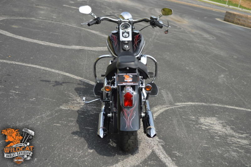 2006 Harley-Davidson® FLSTSC - Softail® Springer® Classic