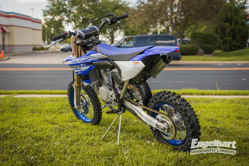 2018 Yamaha YZ65 6