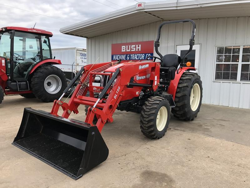 2019 Branson Tractors 4815R | Bush Machine & Tractors Co