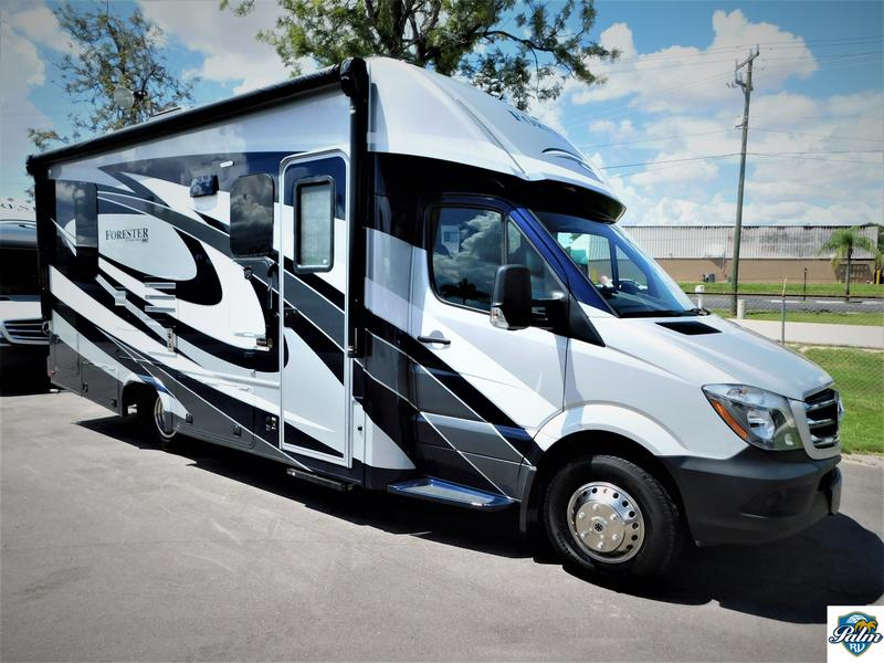 2019 Forest River FORESTER 2401R | Palm RV on