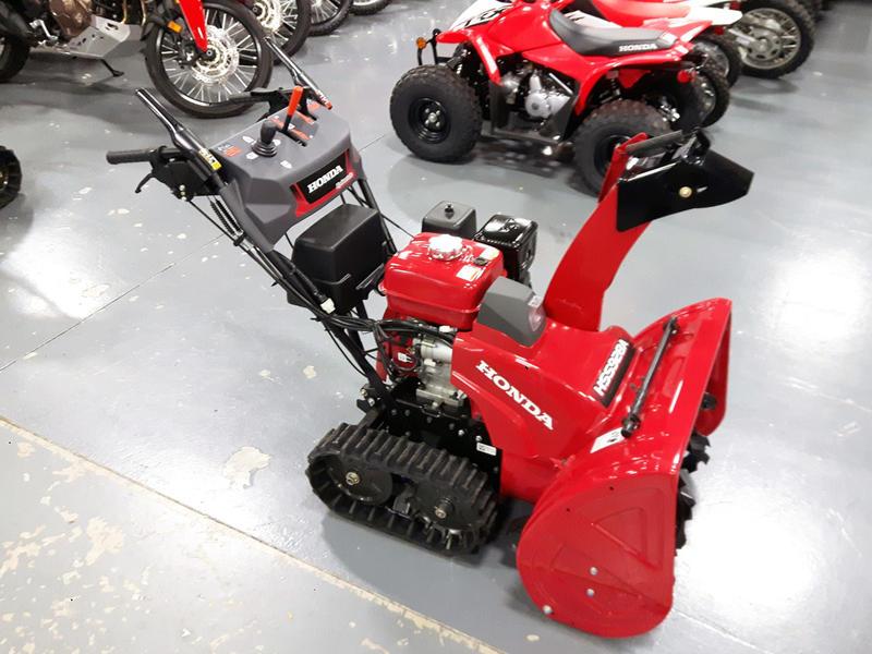 2019 Honda Power Snowblower HSS928CTD | Apex Cycle Sports