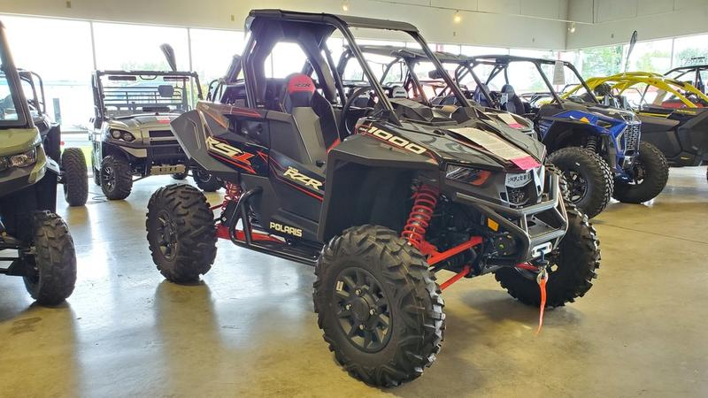 2019 Polaris® RZR® RS1 Clem's Customs | Enumclaw Powersports