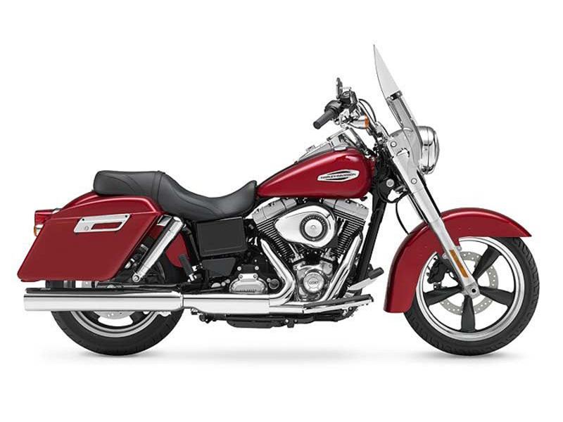 2012 Harley Davidson Fld Dyna Switchback Rice Lake Harley